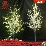 Indicatore luminoso verde reale dell'albero di salice della decorazione di natale di natale DC24V/12V di sguardo LED
