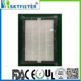 El polvo grande cerco el filtro de HEPA para el aire acondicionado central