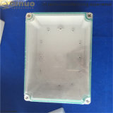 Rectángulo plástico impermeable plástico ABS/PC del proyecto