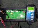 Starter-Autobatterie des Mf-LKW-Batterie-Gewicht-12V120ah, N120ah dichtete wartungsfreie Autobatterie