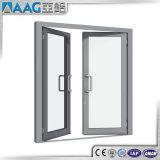 Aluminium-/Aluminiumtüren und Fenster als Entwurf des Abnehmers