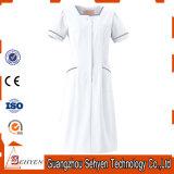 Uniforme médical de Qualitity de textile de robe normale élevée d'infirmière