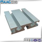 Perfil de alumínio da extrusão do entalhe de T