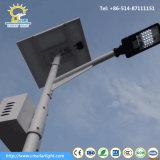 쉬운 IP67는 120W 태양 거리 조명에 20W를 설치한다