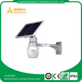 9W, 12W, 18W IP6 ajustable todo en una luz de luna solar del LED de la luz solar del jardín