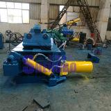 Máquina hidráulica da prensa das latas de alumínio (fábrica)