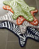 Schaffell-kundenspezifisches Wohnzimmer-büschelige Dekoration-Teppich-Wolldecken