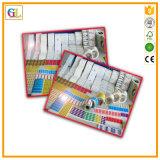 Impression de empaquetage de collant d'étiquette de papier de qualité