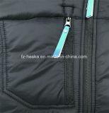 Куртка прокладки черноты Mens Softshell конструкции OEM самая последняя