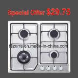 Fresa Jzs3200 del gas dell'acciaio inossidabile dell'OEM GPL di prezzi speciali della cucina