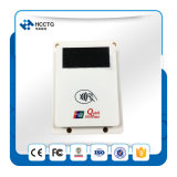 Módulo portátil Hcc-P10-S do pagamento da sustentação ISO7816 ISO14443 NFC GPRS WiFi
