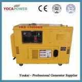 комплект генератора приведенного в действие генератора 10kw портативный молчком