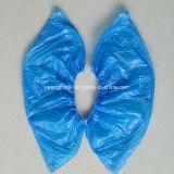 Wegwerfplastik-CPE-Schuh-Deckel mit nicht Beleg