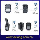 4G警察の警察のビデオボディによって身に着けられているカメラのパトカーのカメラのための速度のカメラ中国製