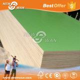 E1 Combi Core Melamine Plywood für Decorations