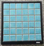 熱い販売の青いセラミックタイル