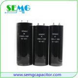 Capacitor de alta tensão 3900UF 350V do ventilador do capacitor