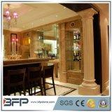 2017 colunas de mármore gregas decorativas da qualidade boa natural quente da venda para a venda