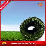 Hierba artificial del césped falso al aire libre sin plomo del PE