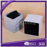 Прикрепленная на петлях коробка вахты оптовой продажи бумаги картона крышки упаковывая для людей