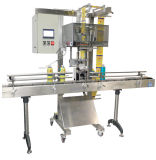 Auto PVC Sleeve Label Inserindo Shrinking Machine