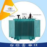 Тип трансформатор S11 Oill структуры катушки замотки 11kv 250kVA трехфазный