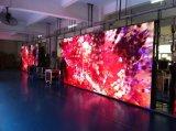 Écran de coulage sous pression de location extérieur polychrome d'Afficheur LED de P6mm