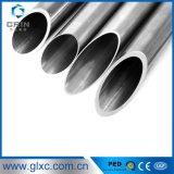 China proveedor 44660 soldada de acero inoxidable tubo recto