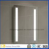 Specchio chiaro illuminato superiore del LED per la decorazione domestica per la stanza da bagno