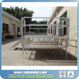 판매를 위한 휴대용 단계 싼 이동할 수 있는 단계 플래트홈 알루미늄 단계