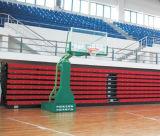Sistemi durevoli idraulici elettrici del piano di sostegno di pallacanestro del riempimento del poliuretano di altezza registrabile