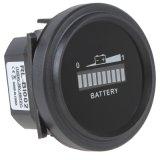 Herramienta de diagnóstico universal del calibrador 12V 24V 36V 48V 72V del contador del monitor de la carga del estatus del calibrador del probador del indicador de la batería de Digitaces LED