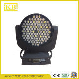High Brightness 108PCS * 3W LED Wash Moving Head Light