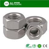 Boulon DIN934 (SS304 SS316) de tête d'hexagone d'acier inoxydable d'A2 A4
