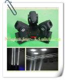 3PCS LED移動ヘッドビームライト