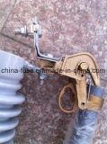Il ritaglio ad alta tensione del fusibile della porcellana, cade fuori il fusibile 12kv
