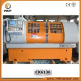 セリウムの標準のCNCの旋盤機械Ck6136