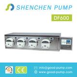 Machine de remplissage cosmétique de pompe péristaltique de Shenchen
