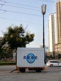 Pequeño vehículo Estación-Movible móvil de la telecomunicación
