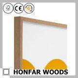 Bâti normal de photo d'illustration en bois A4 solide pour la décoration à la maison