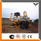 80 ton per het Mengen zich van het Asfalt van Uren Kleine Mobiele Installatie