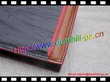 Портмоне бумажника имперских кожаный людей горячего способа при RFID преграждая подкладку