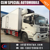 Dongfeng 15ton Cooling Freezer Box Truck