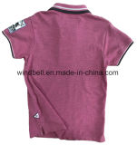 Рубашка пола хлопка Melange цвета для вышивки
