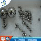 Bola de acero inoxidable de la fábrica 1/4 de China '' con las muestras libres