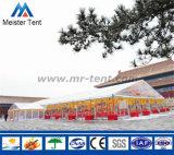Grande tente de chapiteau de fabrication pour l'événement de noce d'Oudoor