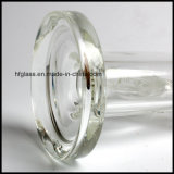 9mm Zobの水ぎせるのShishaのまっすぐな管の空想のガラス煙る配水管
