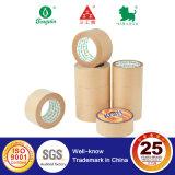 Derretimiento caliente Kraft de cinta de papel con el paquete del encogimiento