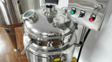 El tanque farmacéutico de mezcla químico de la reacción del reactor del acero inoxidable