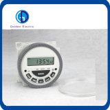 Cn304A 16A/240VAC еженедельно программируемой цифровой ЖК-Питание реле времени